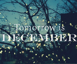 december, tomorrow, and winter image
