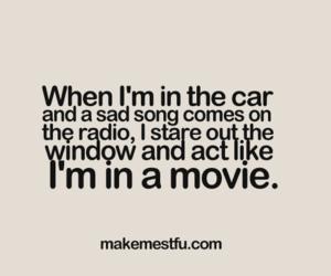 movie, true, and car image