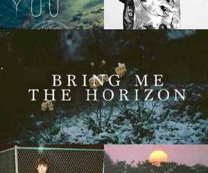 bmth, bring me the horizon, and iloveyou image