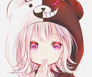 anime, kawaii, and danganronpa image