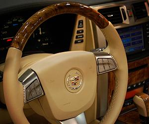 car, luxury, and cadillac image