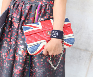 london, chanel, and fashion image