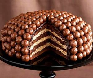 chocolat, delicious, and food image