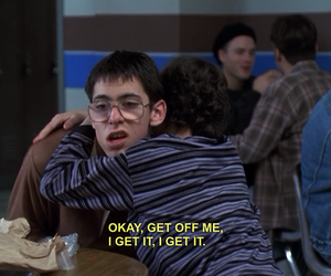 freaks and geeks, funny, and grunge image