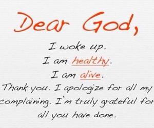 god and healthy image