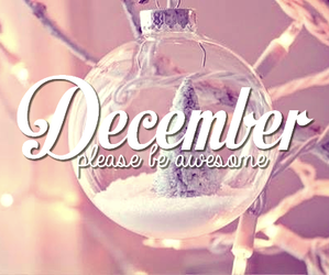 december, christmas, and light image
