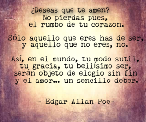 love, couple, and edgar allan poe image