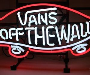 vans and light image