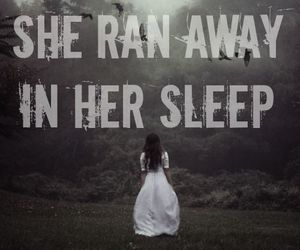 quote, Dream, and sleep image