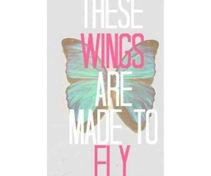 quotes and wings image