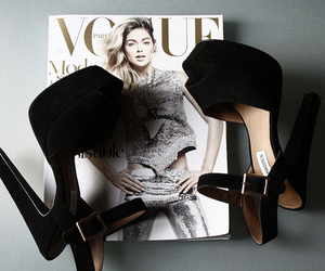vogue, shoes, and fashion image