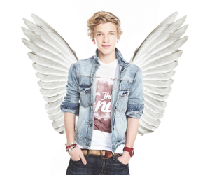angel and cody simpson image