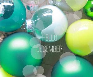 december, hello december, and hello image