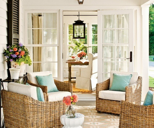 design, porch, and summer image