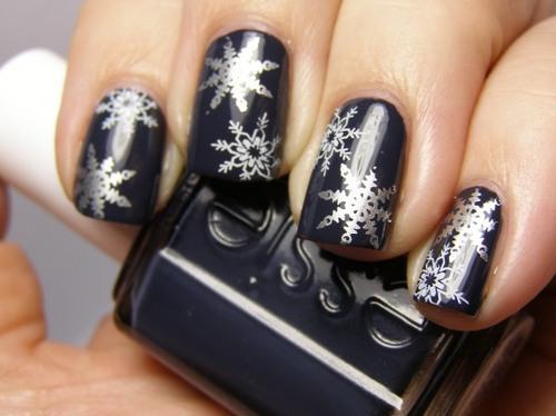 Cute Nails Designs Tumblr Winter