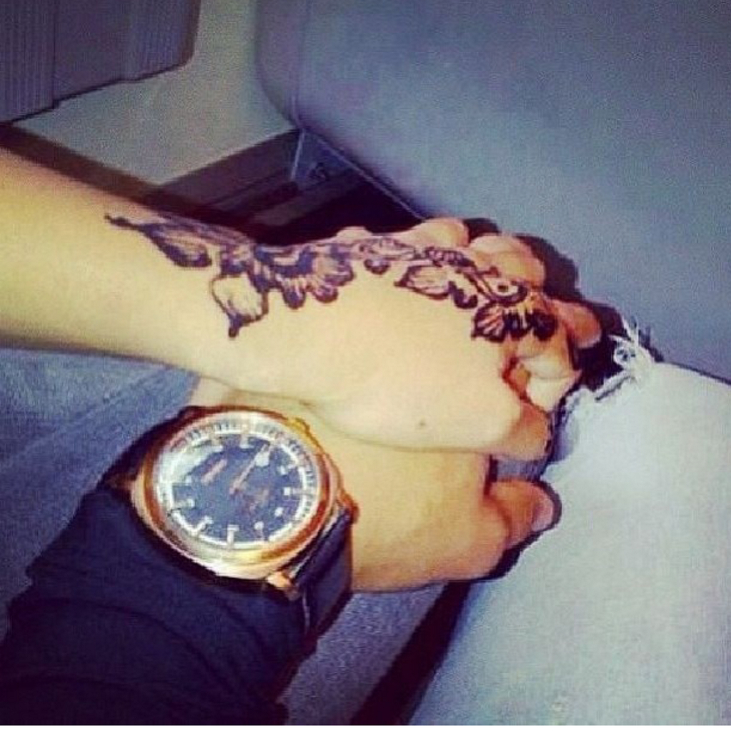 Image about love in Henna ✋ by Me ♥♥ on We Heart It