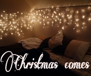 atmosphere, chill, and christmas image