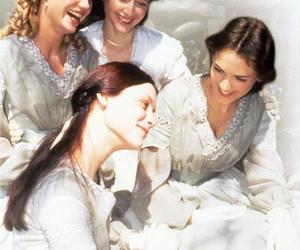 claire danes, little women, and winona ryder image