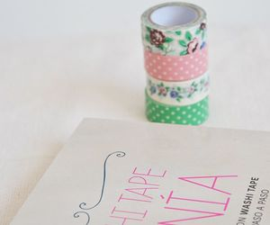 kitsch, tape, and washi image