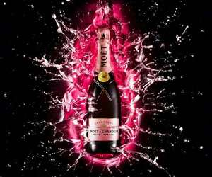 champagne, fashion, and glam image