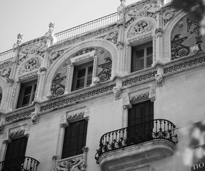 abroad, architecture, and balcony image