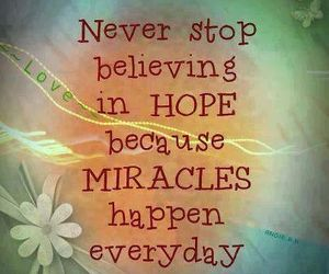 day, hope, and life image