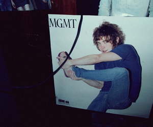 MGMT, andrew vanwyngarden, and music image