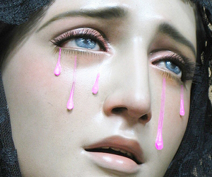 chanel, cry, and depression image