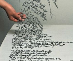 amazing, art, and letters image