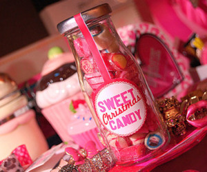 candy, pink, and yummy image