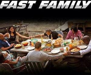 fast and furious, paul walker, and family image