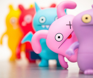 monster, pink, and funny image