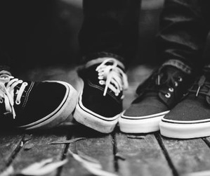 vans, shoes, and boy image