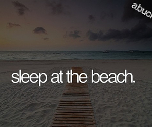 beach, Dream, and peacefully image