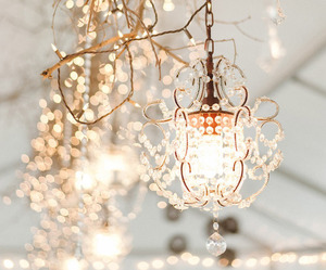 light and chandelier image