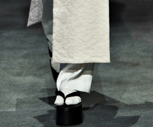 details, white, and fashion image