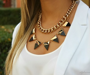 fashion, glamour, and jewelry image