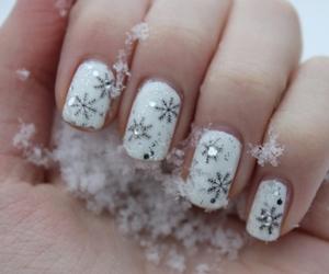 christmas, girly, and white image