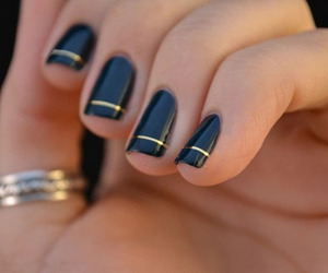 fashion, nail, and trend image