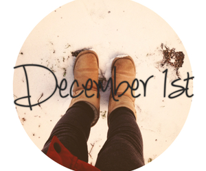 boots, cutee, and december image