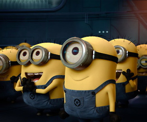 minions and despicable me image