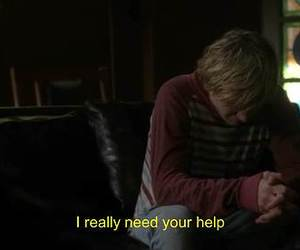 help, ahs, and tate langdon image