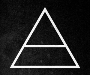 30 seconds to mars, 30stm, and triad image
