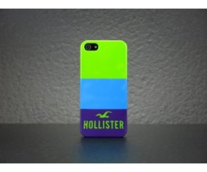 cases, hollister, and iphone image