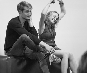 evanna lynch and robbie jarvis image