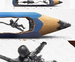 amazing, art, and pen image