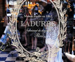 laduree, paris, and theme image