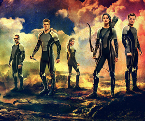 catching fire, the hunger games, and hunger games image