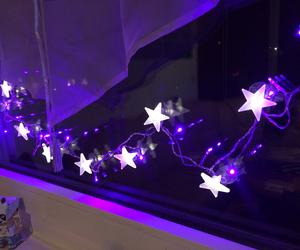 christmas, purple, and cro image