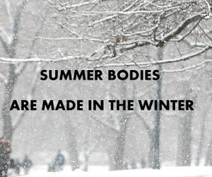 motivation, body, and summer image